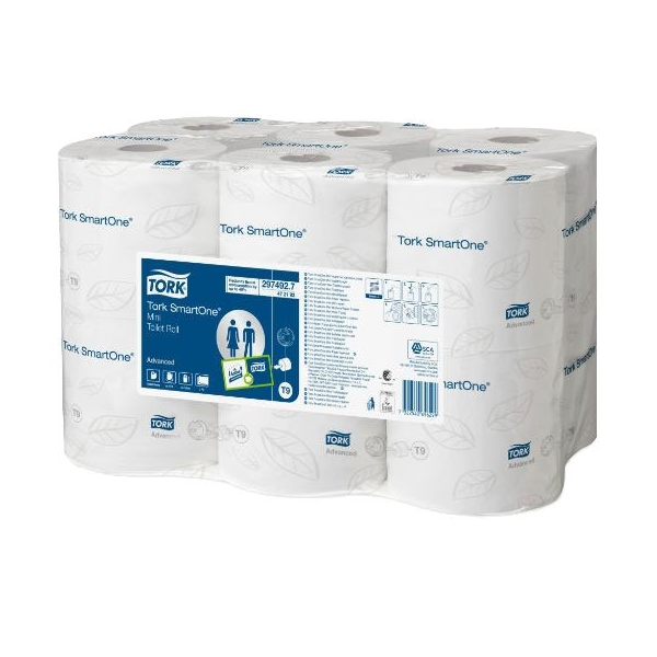 TORK SmartOne Mini Toilet Roll Advanced