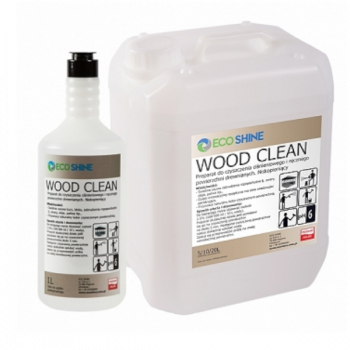 ECO SHINE WOOD CLEAN 1L