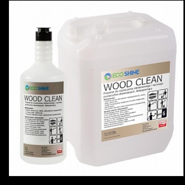 ECO SHINE WOOD CLEAN 1L