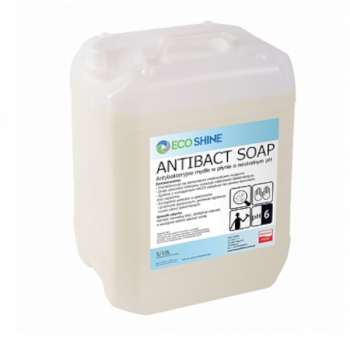 ECO SHINE ANTIBACT SOAP 5L