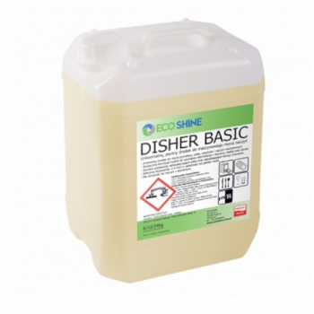 ECO SHINE DISHER BASIC 24KG