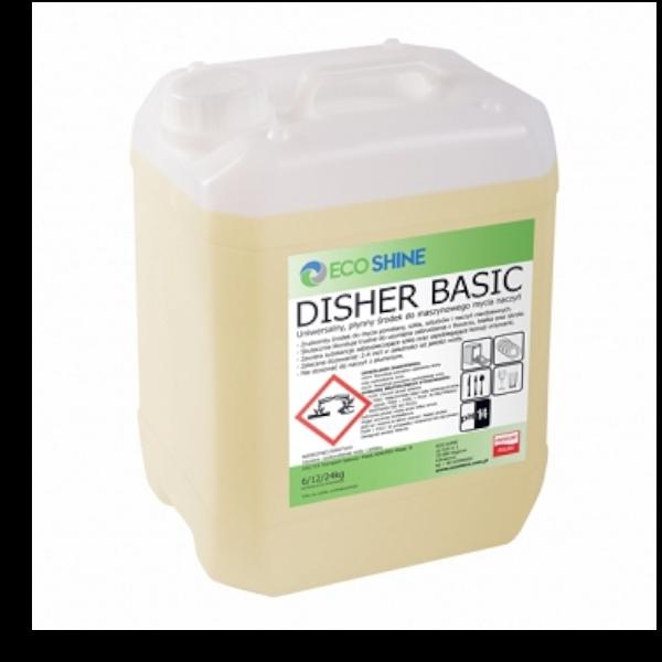 ECO SHINE DISHER BASIC 24KG