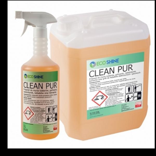 ECO SHINE CLEAN PUR 5L