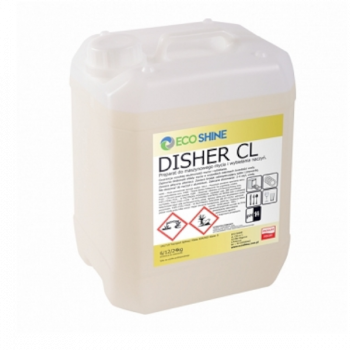 ECO SHINE DISHER CL 12KG
