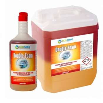 ECO SHINE DOUBLE FOAM 5L