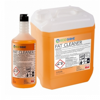ECO SHINE FAT CLEANER 10L