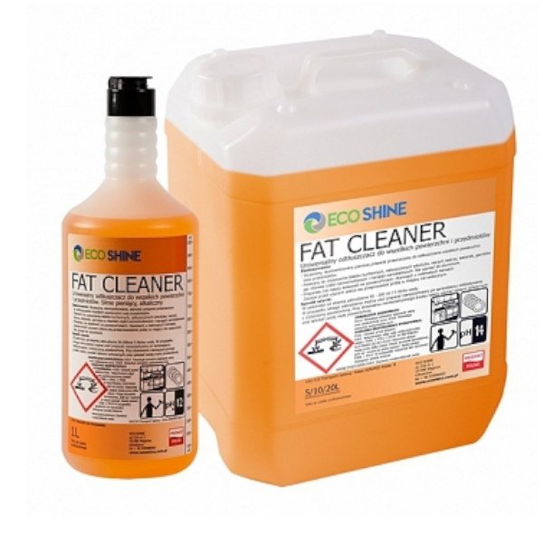 ECO SHINE FAT CLEANER 5L