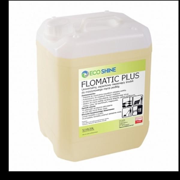 ECO SHINE FLOMATIC PLUS 10L