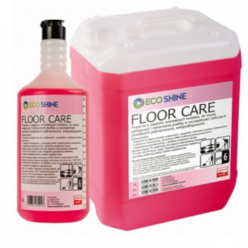 ECO SHINE FLOOR CARE 10L