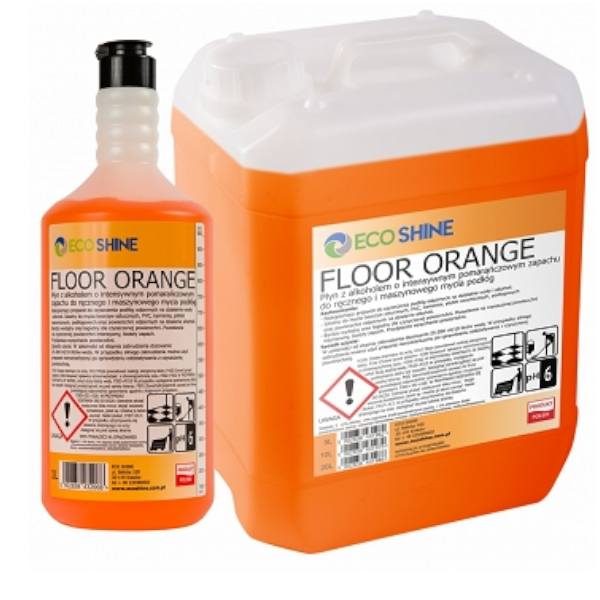 ECO SHINE FLOOR ORANGE 1L