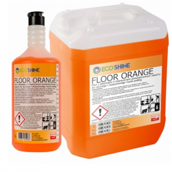 ECO SHINE FLOOR ORANGE 5L