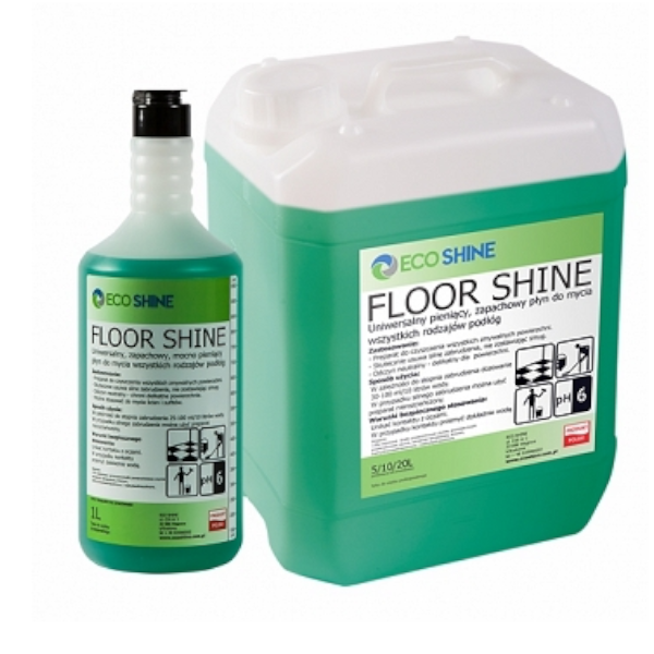 ECO SHINE FLOOR SHINE 10L