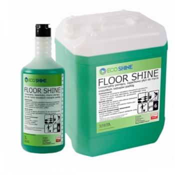 ECO SHINE FLOOR SHINE 5L