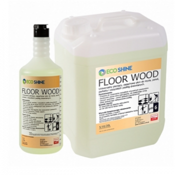 ECO SHINE FLOOR WOOD 5L