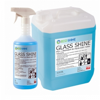 ECO SHINE GLASS SHINE 5L