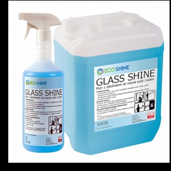 ECO SHINE GLASS SHINE 5L