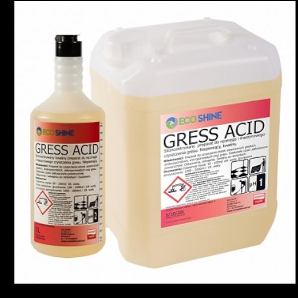 ECO SHINE GRESS ACID 1L