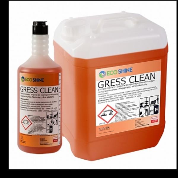 ECO SHINE GRESS CLEAN 1L