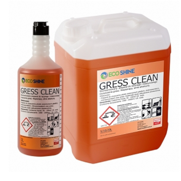 ECO SHINE GRESS CLEAN 5L