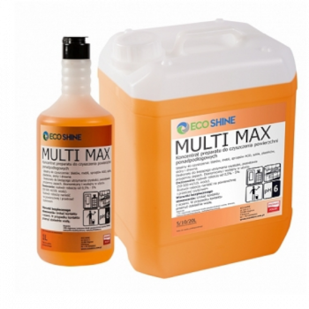 Eco SHINE MULTI MAX 1L