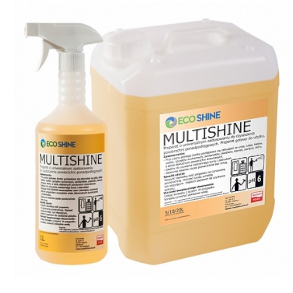 ECO SHINE MULTISHINE 10L
