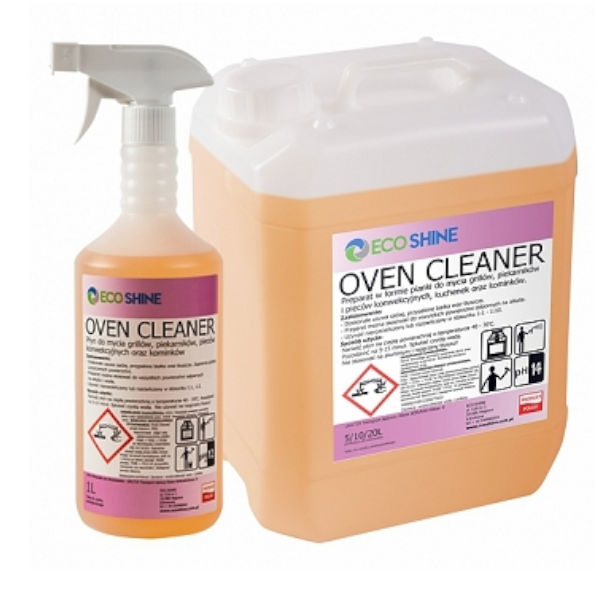 ECO SHINE OVEN CLEANER 10L