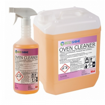 ECO SHINE OVEN CLEANER 5L