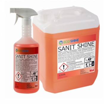 ECO SHINE SANIT SHINE 10L
