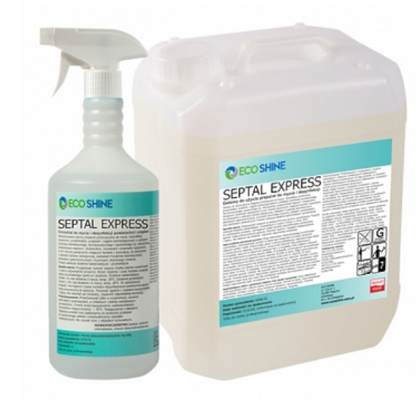 ECO SHINE SEPTAL EXPRESS 5L