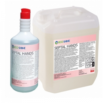 ECO SHINE SEPTAL HANDS 5L