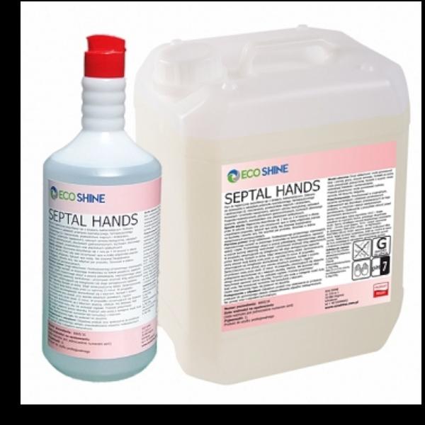 ECO SHINE SEPTAL HANDS 5L