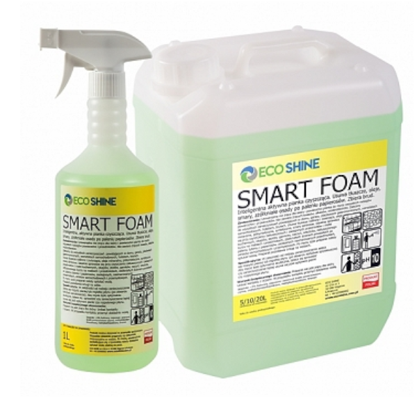 ECO SHINE SMART FOAM 5L