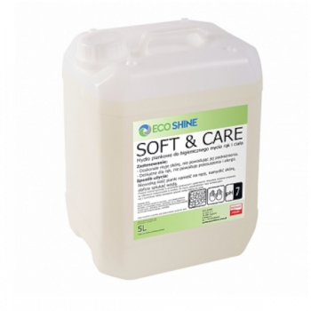 ECO SHINE Soft & Care 5L
