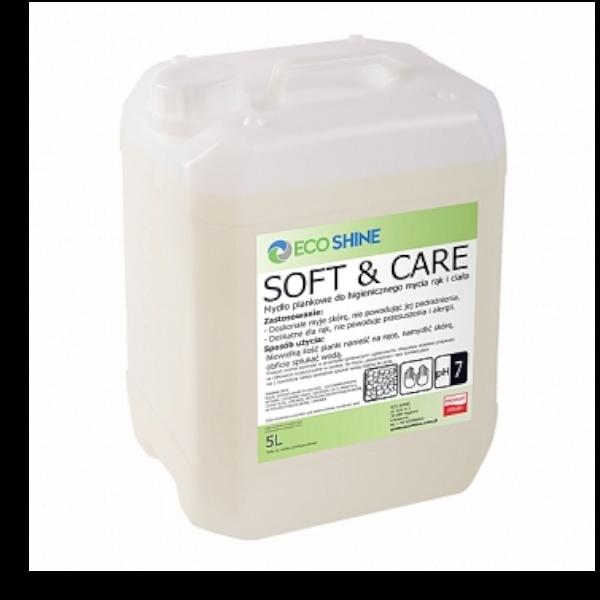 ECO SHINE Soft & Care 5L