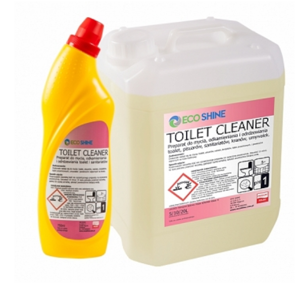 Eco Shine TOILET CLEANER 0,75L