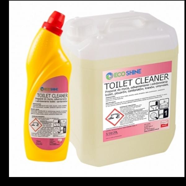ECO SHINE TOILET CLEANER 5L