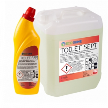 ECO SHINE TOILET SEPT 0,75L
