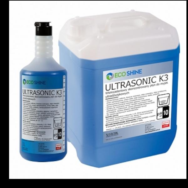 ECO SHINE ULTRASONIC K3 10L