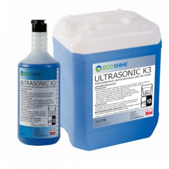 ECO SHINE ULTRASONIC K3 1L