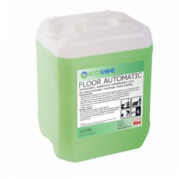 ECO SHINE FLOOR AUTOMATIC 20 L