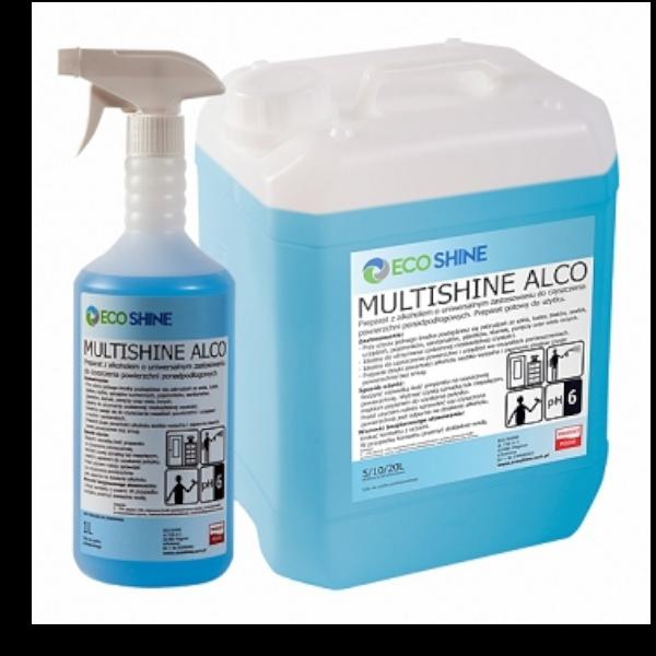 ECO SHINE MULTISHINE ALCO 1L